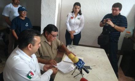 Central de trabajadores ligada a Morena afilia en Yucatán otro sindicato