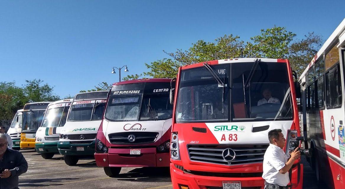 Transporte en periférico Mérida con interconexiones este sexenio
