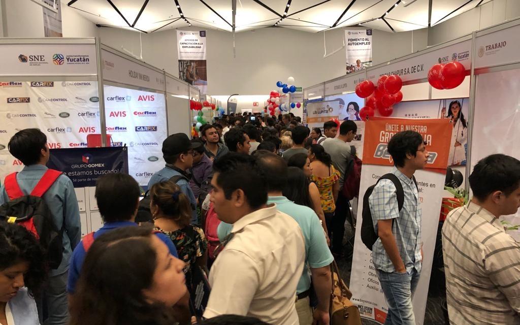 """Contrasta Yucatán cifras en empleo: """"país para abajo"""", estado en repunte"""