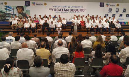 'Yucatán Seguro', paso adelante del crimen organizado.- Vila (Vídeo)
