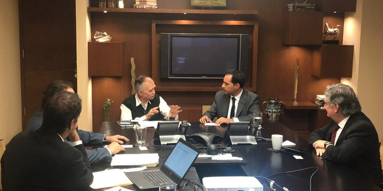 Gestiona Mauricio Vila más proyectos y programas para Yucatán