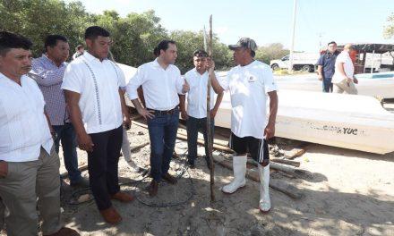Playas y carreteras limpias reciben a paseantes en Yucatán