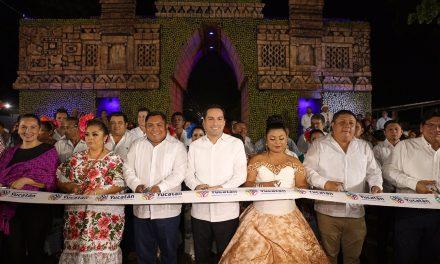 Actividades productivas de municipios de Yucatán, en promoción