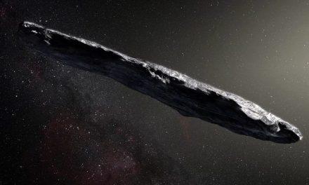 ¿Nave alienígena entre nosotros?; así lo cree astrónomo