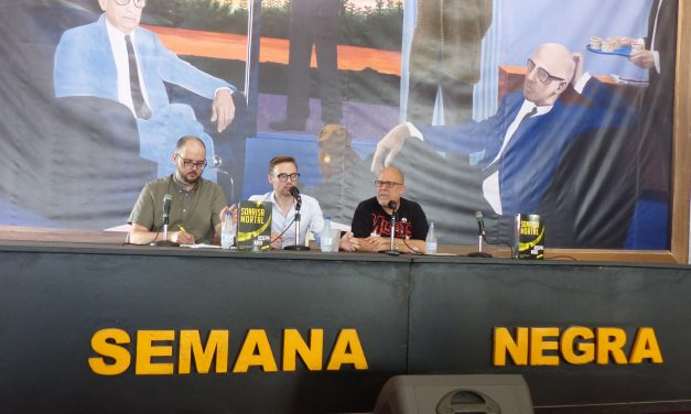 Con debate sobre la identidad llega inglés Joseph Knox a Semana Negra de Gijón
