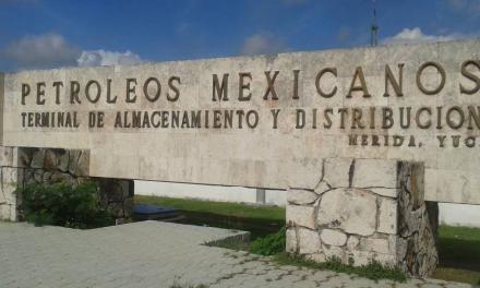Levantan bloqueo en terminales de abastecimiento de Pemex en Yucatán