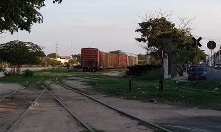 'Empoderamiento ciudadano' contra estación de Tren Maya en La Plancha