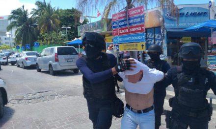 """""""Jefe"""" de israelíes ejecutados en CdMx, detenido en Cancún el domingo"""