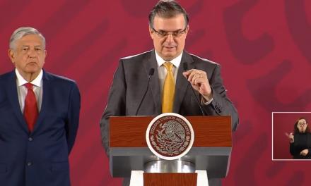 EU y México trabajarán para recuperar activos de 'El Chapo' Guzmán: Ebrard