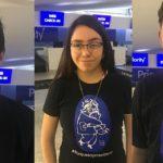 Equipo de matemáticas apoyado por Guillermo del Toro gana medallas en olimpiada internacional