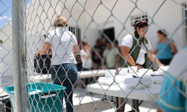 Revisan CNDH y Codhey estación migratoria en Mérida