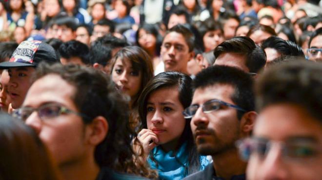 Disminuye población joven; la mayoría tiene entre 30 y 59 años