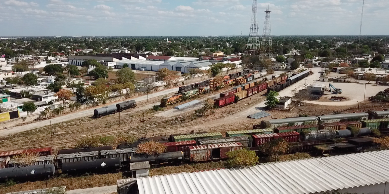 Frente contra plan de estación de Tren Maya en terrenos de La Plancha