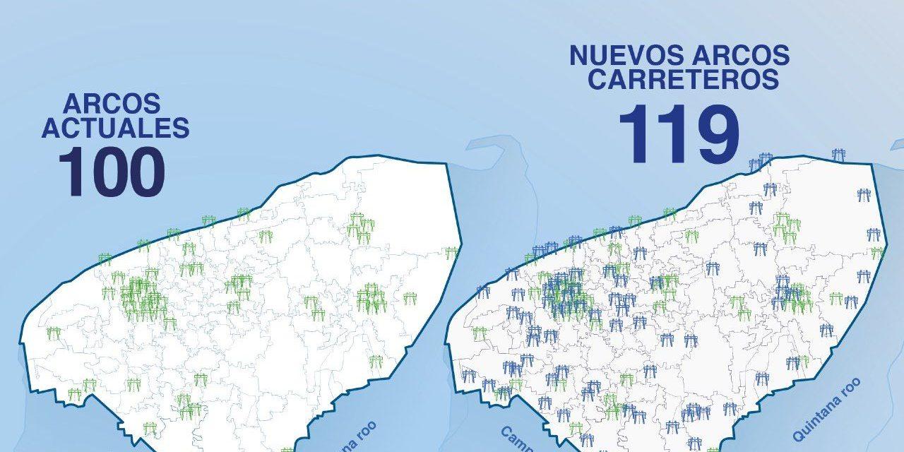 Sellará 'Yucatán Seguro' límites con estados vecinos