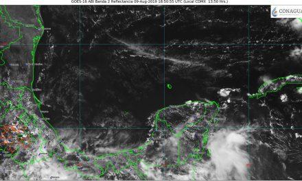 Así el clima para este fin de semana en la Península de Yucatán