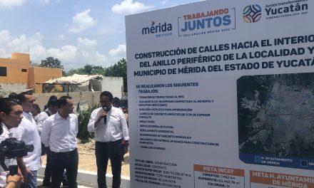 Mancuerna Vila-Renán por más infraestructura en Mérida