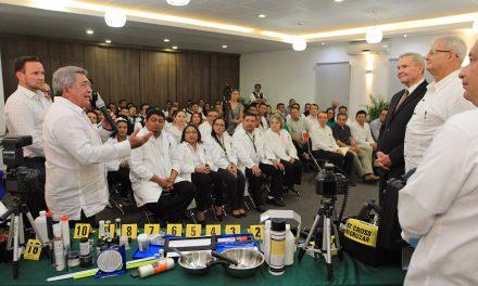 Laboratorios de Fiscalía de Yucatán, con certificación internacional
