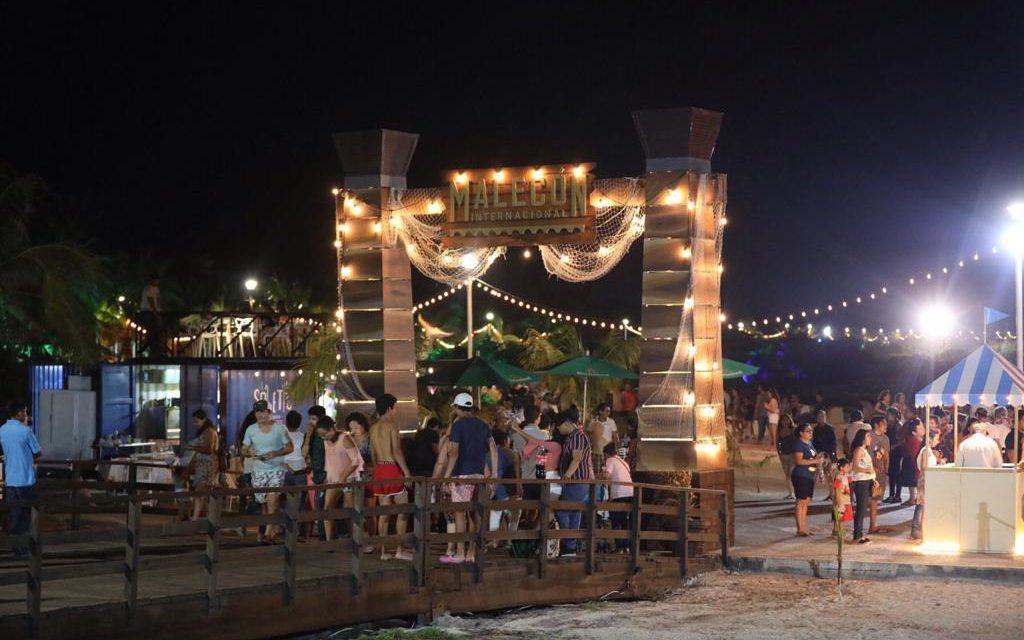 Así luce la nueva imagen turística y urbana de puerto Progreso