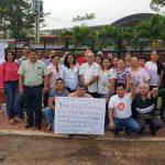 Defienden vacantes en Tekax y presionan con protesta