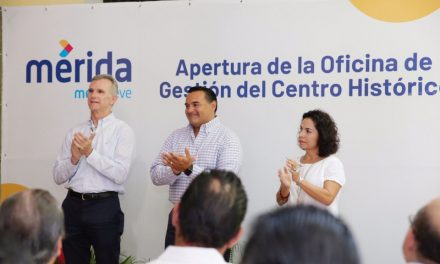 Con Oficina de Gestión segundo centro histórico más grande de México