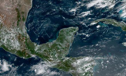 Chubascos y hasta 40 grados en Península de Yucatán en los próximos días