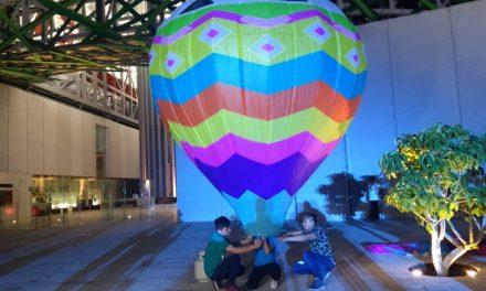 Viene Festival del Globo Maya en Tahmek; presencia de seis estados
