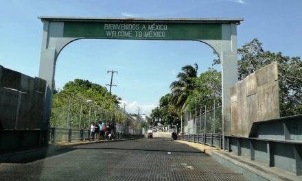 Reabren en Quintana Roo puente hacia zona libre de Belice (Video)