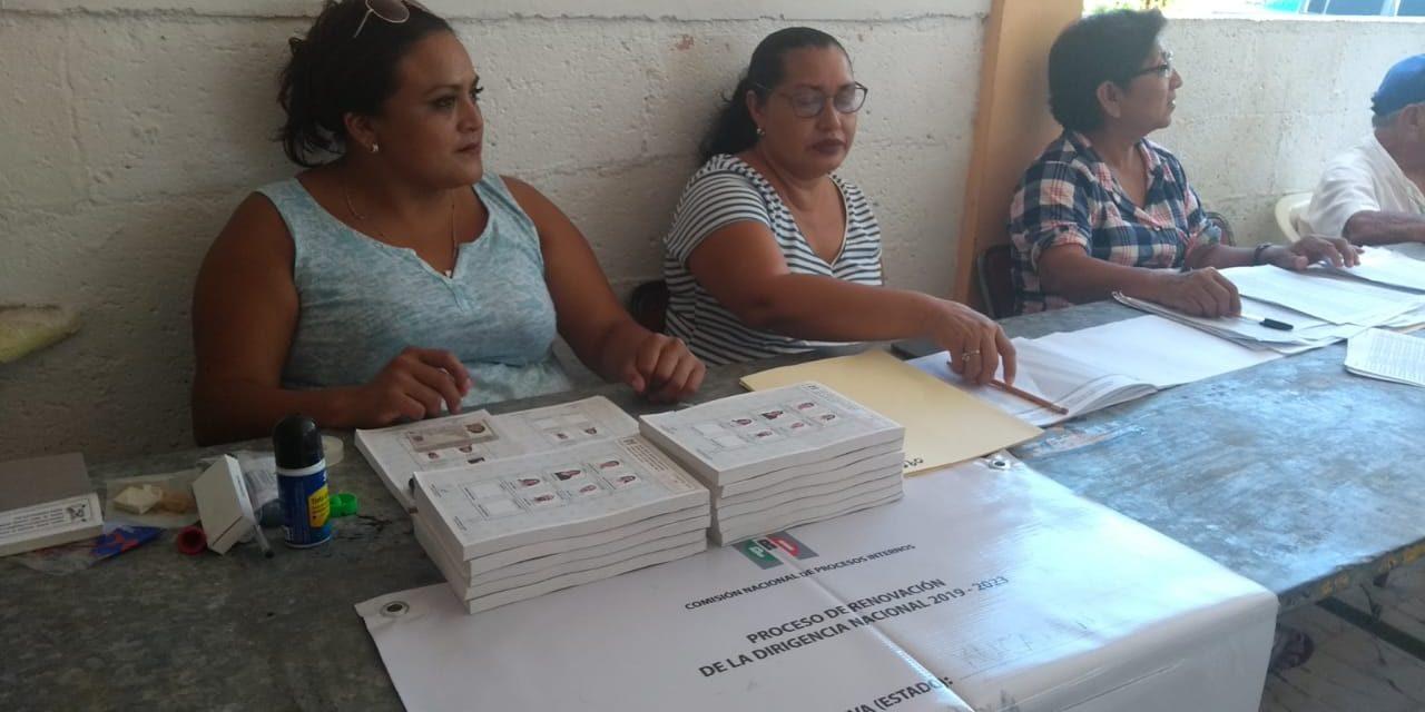 Dudas y suspicacias en elección interna del PRI en Yucatán