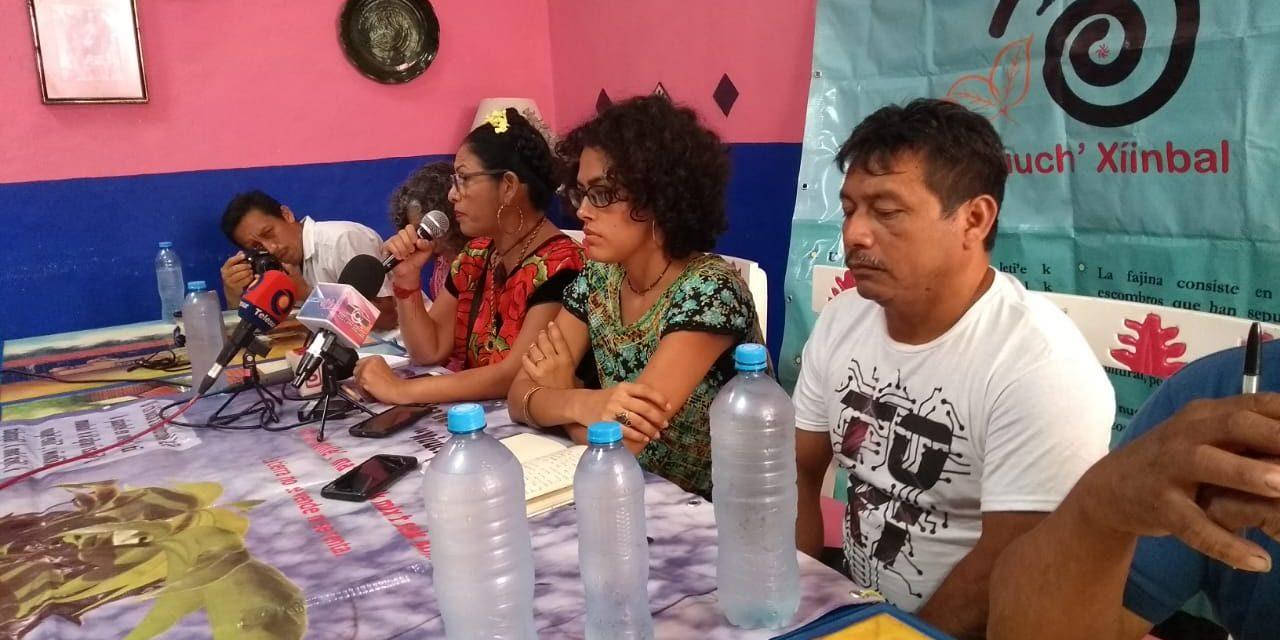 Activistas reprueban y condenan reunión sobre energéticos (Video)