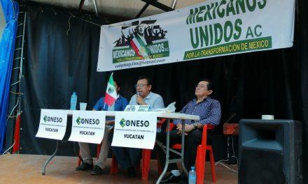 Líderes de agrupaciones civiles cercanos a Morena alzan la voz (Video)
