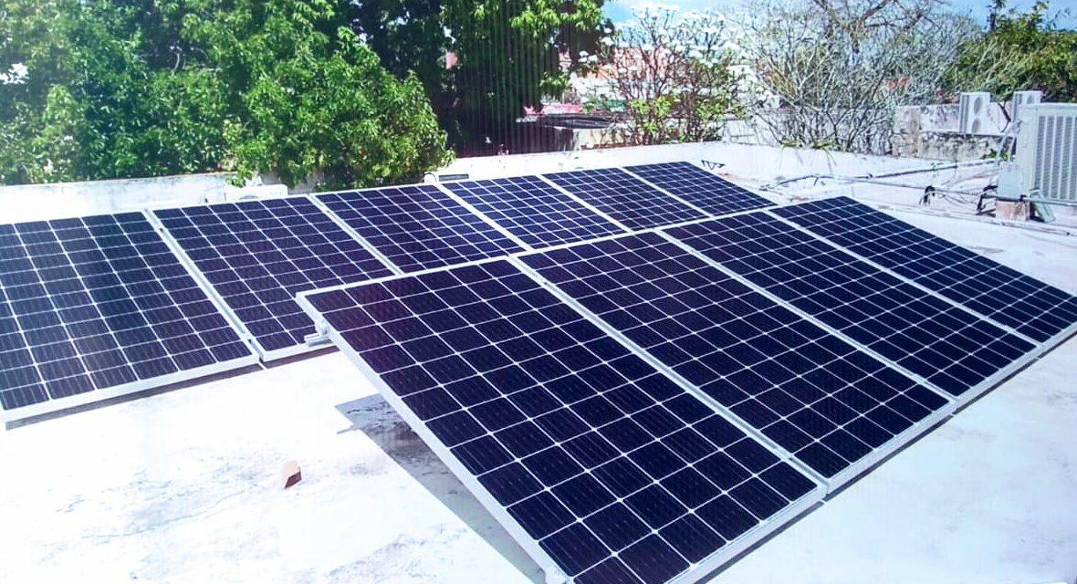 Llega tarde Yucatán al desarrollo de paneles solares