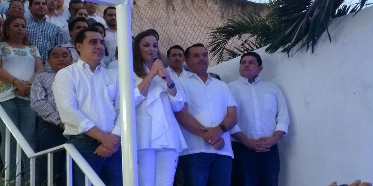 Asume Cecilia Patrón dirigencia de PAN-Mérida y pide dejar fricciones (Video)