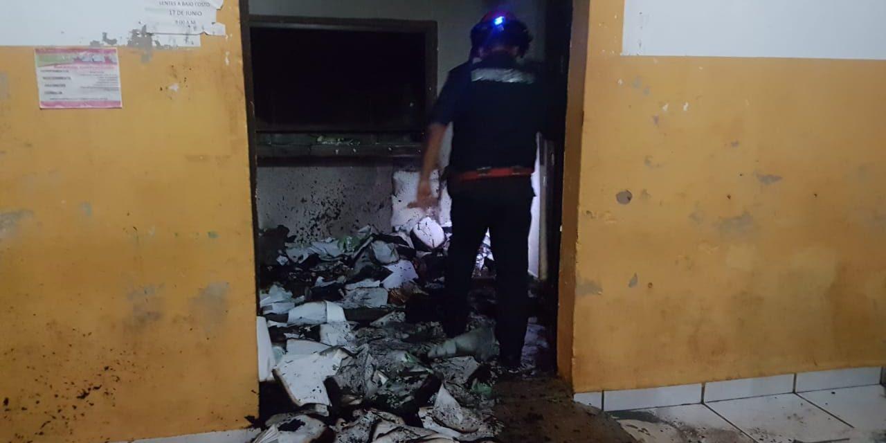 Detenidos 12 habitantes de Oxkutzcab por actos violentos