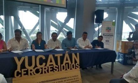 Municipios conurbados a Mérida manejarán en bloque residuos sólidos