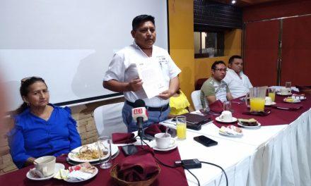Más renuncias en PRD Yucatán: Líderes de IDN se van (Video)