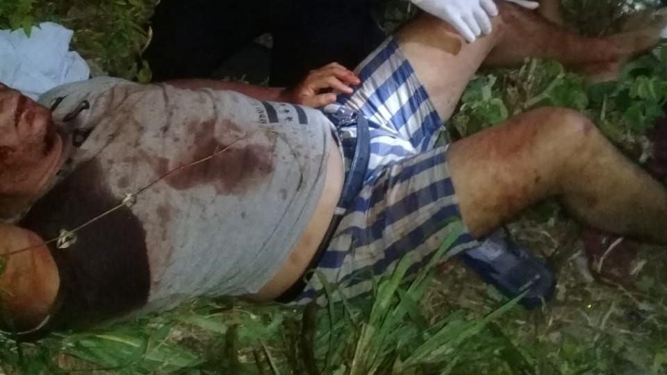 Del paseo al hospital; se accidentan regresando de Tulum
