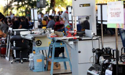 Fomento al Autoempleo y Capacitación para Empleabilidad, a otros 17 municipios de Yucatán