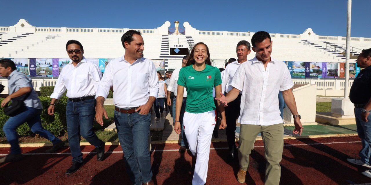 Remodelación integral al estadio Salvador Alvarado