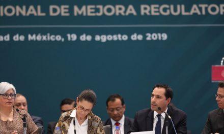 Mauricio Vila, nombrado presidente del Sistema Estatal de Mejora Regulatoria de Zona Sureste