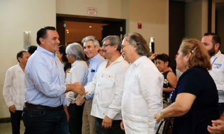 Evalúan aportes de IMPLAN en crecimiento y desarrollo de Mérida