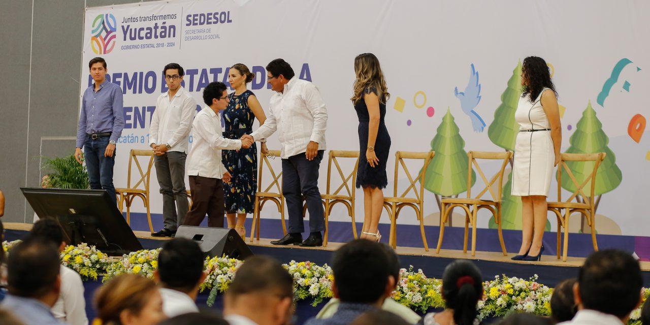 Premio Estatal de la Juventud 2019, por innovación y compromiso