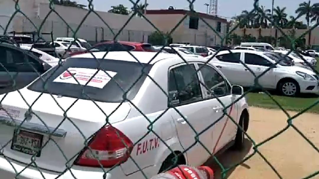 Cae interés en placas de taxis de FUTV; culpan a plataformas digitales