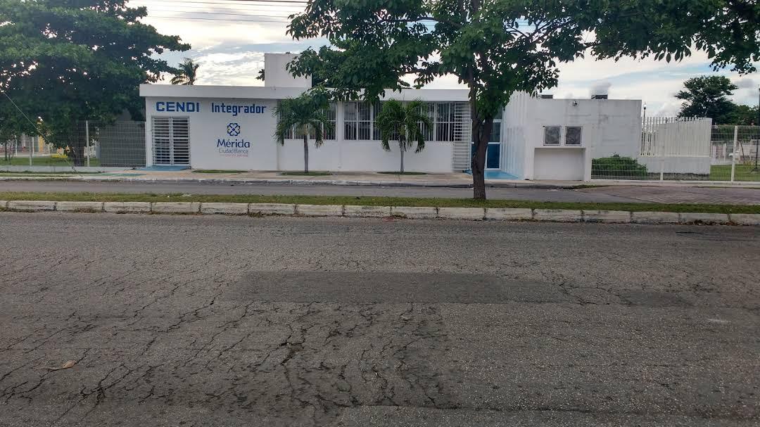 Suspenden labores en CENDI Integrador de Mérida tras incendio