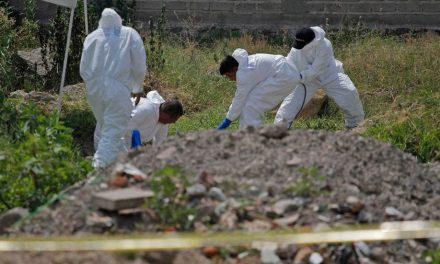 Gobierno de AMLO reporta que se encontraron 3,024 fosas clandestinas desde 2006