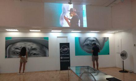 Arte grafitero 'conquista' en Mérida plaza comercial (Video)