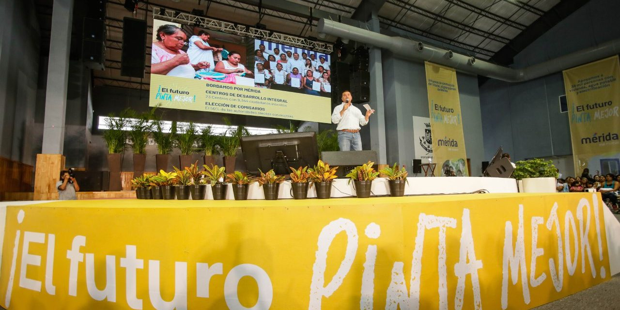 "Segundo ""corte"" rumbo a Primer Informe de Renán Barrera"