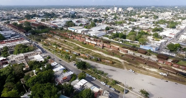 Patronato de Centro Histórico Mérida en contra de estación Tren Maya