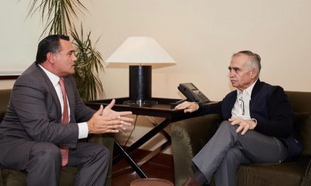 Lleva Renán Barrera a Presidencia de la República necesidades de Mérida