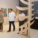 Listas exposiciones del Festival de la Paz en Mérida