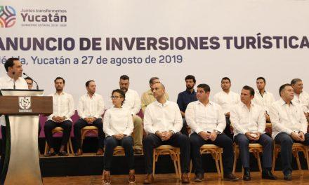 Yucatán se consolida como destino certero para inversiones: empresarios